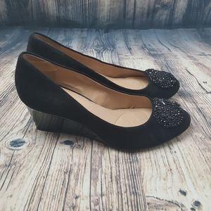 Antonio Melani Wedge Shoes Size 9